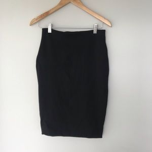 Aritzia-Wilfred fitted pencil skirt